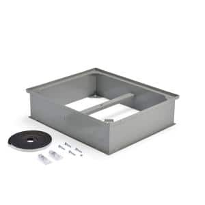 28 in. x 8 in. Grease Trap Extension