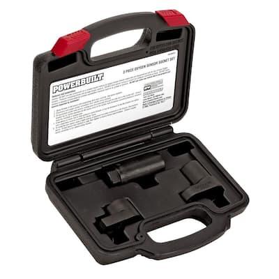 Oxygen Sensor Socket Set