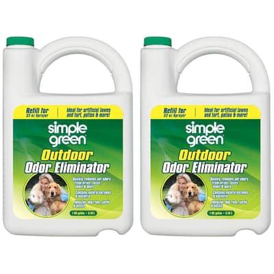 128 oz. Outdoor Odor Eliminator (2-Pack)