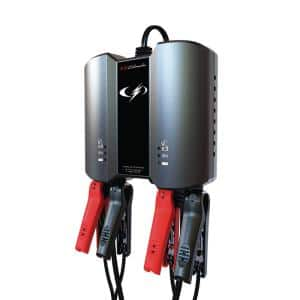 2 Amp 2-Bank Battery Charger and Maintainer
