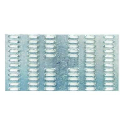 MP 3 in. x 6 in. 20-Gauge Galvanized Mending Plate