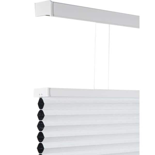 Chicology Cut To Width Cotton 9 16 In Blackout Cordless Cellular Shades 40 5 In W X 72 In L Ct Bc I 40 5 72 The Home Depot