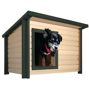 ECOFLEX Lodge Style Dog House - Medium