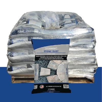50 lb. Stone Dust - Crushed Granite - Pallet (49 Bags)