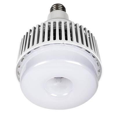 UFO E39 Bulb 22 in. 250-Watt Equivalence Integrated LED White High Bay Light 5000K