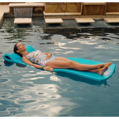 Sunray Foam Teal Pool Float