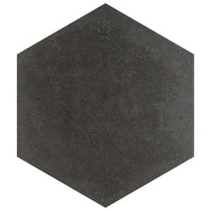 Vintage Hex Marengo 8-5/8 in. x 9-7/8 in. Porcelain Floor and Wall Tile (11.56 sq. ft. / case)