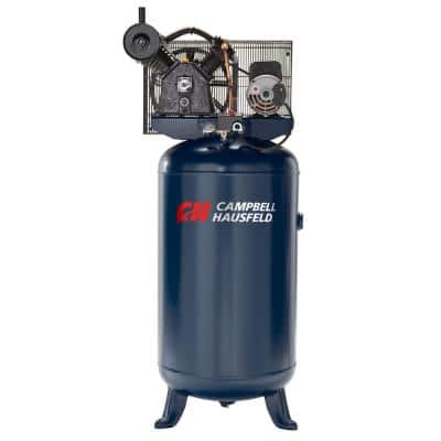 2-Stage 80 Gal. Stationary Electric Air Compressor