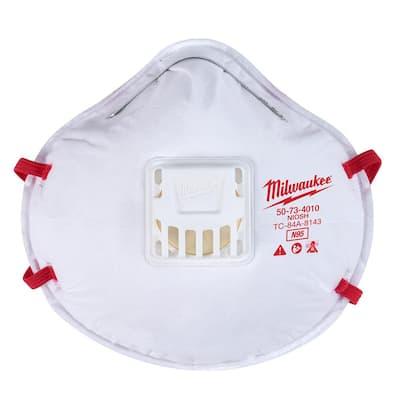 N95 Professional Multi-Purpose Valved Respirator