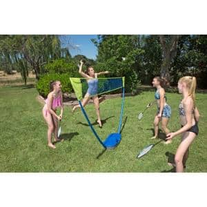 Badminton Swimming Pool Pop-Up Game