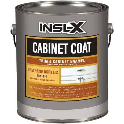 Insl-x 1 gal. White Satin Cabinet Coat