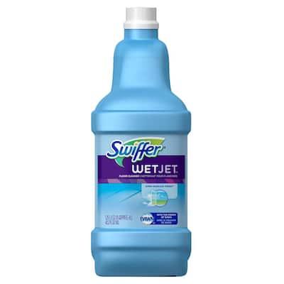 WetJet 42 oz. Multi-Purpose Floor Cleaner Refill with Open Window Fresh Scent