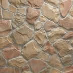 Field Stone Cordovan Flats 10 sq. ft. Handy Pack Manufactured Stone