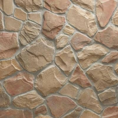 Field Stone Cordovan Corners 10 lin. ft. Handy Pack Manufactured Stone