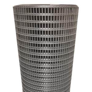 2 ft. x 100 ft. 16-Guage Galvanized Welded Wire