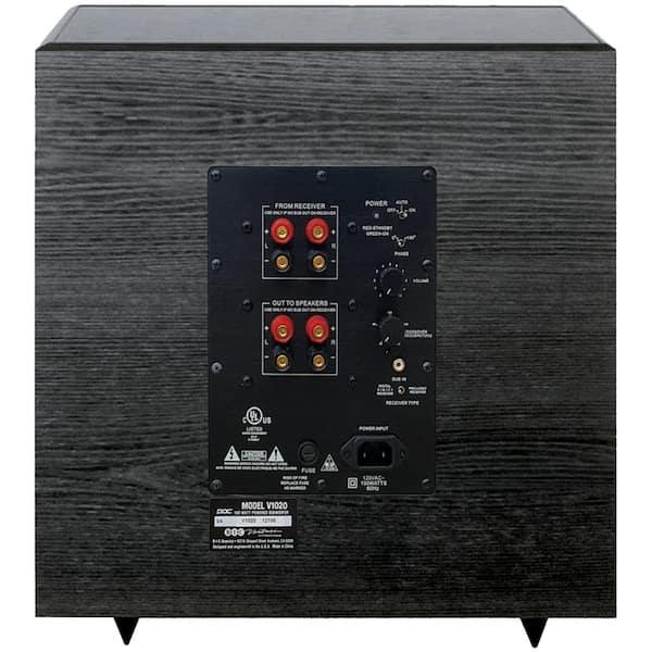 Electronics Subwoofers alpha-ene.co.jp BIC VENTURI V1020 Powered ...