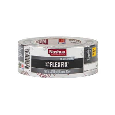 1.89 in. x 120.3 yd. 555 FlexFix UL Listed Duct Tape