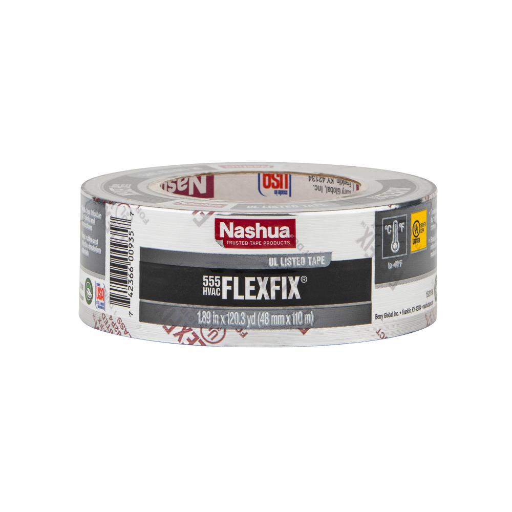 1.89 in. x 120.3 yd. 555 FlexFix UL Listed Tape