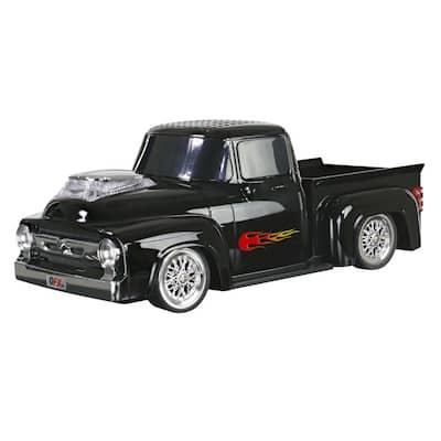 Retro Ford Truck Portable Bluetooth Speaker (Black)