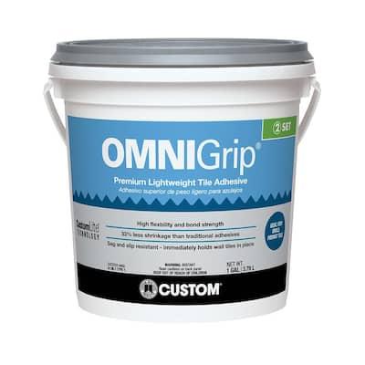 OmniGrip 1 Gal. Maximum Strength Tile Adhesive
