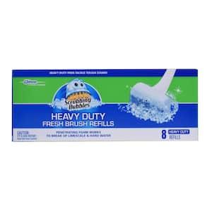 Heavy Duty Fresh Brush 8-Refills (8 Pack/Case)