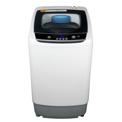 17.69 in. W 0.9 cu. ft. White Portable Top Load Washing Machine