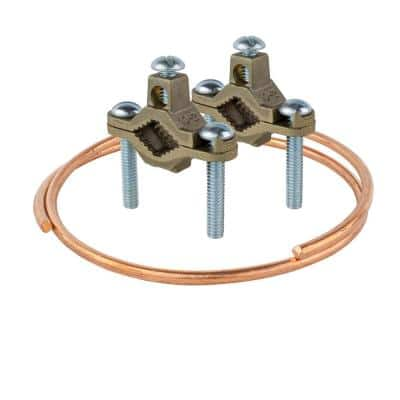 Water Heater Bonding Kit (1-Pack)