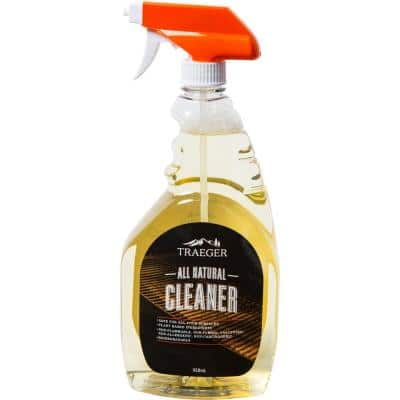 All Natural Grill Cleaner 950 ML