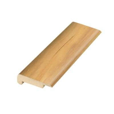 Arden Blonde Hickory .75 in. Thick x 2.36 in. Wide x 78.7 in. Length Laminate Stairnose Molding