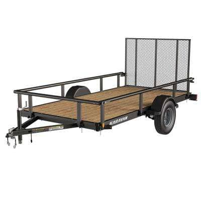 2023 lbs. Payload Capacity Landscape Trailer