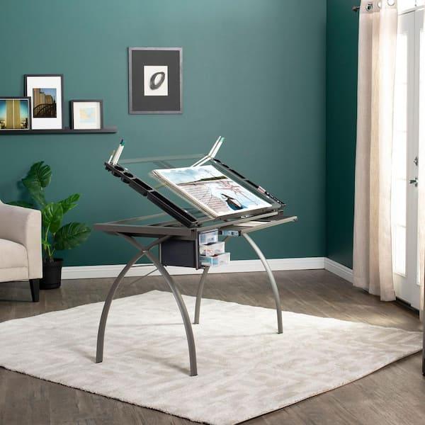 /'Antefix/' Design Handmade of Solid Metal C Details about  /Desk Accessories Set of 2