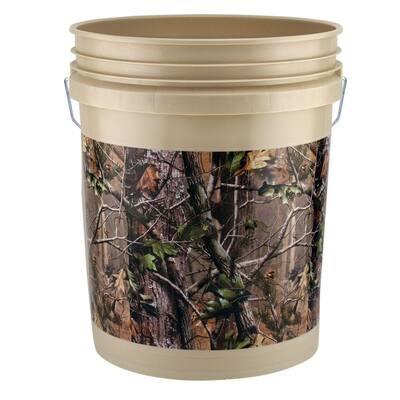 5 Gal. Realtree APG Bucket (3-Pack)