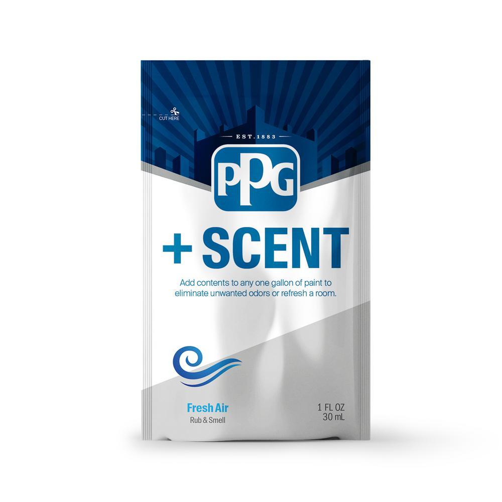 +Scent 1 oz. Fresh Air Odor Control Paint Additive (Treats 1 Gal.)