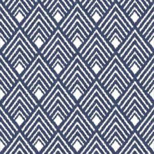 Blue Arden Self Adhesive Wallpaper Sample