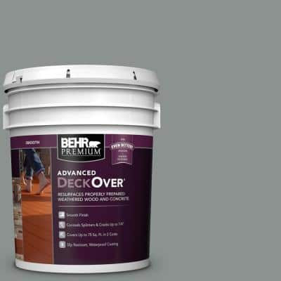 5 gal. #SC-125 Stonehedge Smooth Solid Color Exterior Wood and Concrete Coating