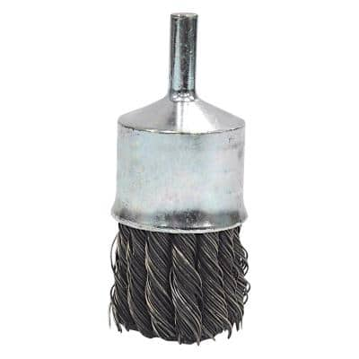 1 in. Wire End Brush