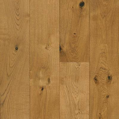 Revolutionary Rustics White Oak Natural 1/2 in. T x 7-1/2 in. W x Varying L Engineered Hardwood Flooring (25.7 sq.ft.)