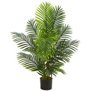 Indoor 4 ft. Paradise Palm Artificial Tree