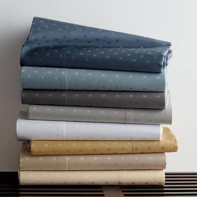 Legends Luxury Dot 500-Thread Count Cotton Sateen Sham
