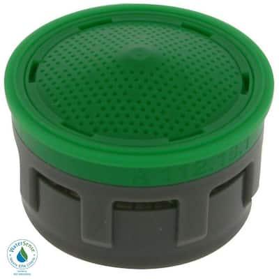 1.5 GPM Regular Size Water-Saving Aerator Insert