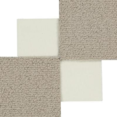 Multi-Surface 4 in. x 4 in. Adhesive Tabs Rug Pad
