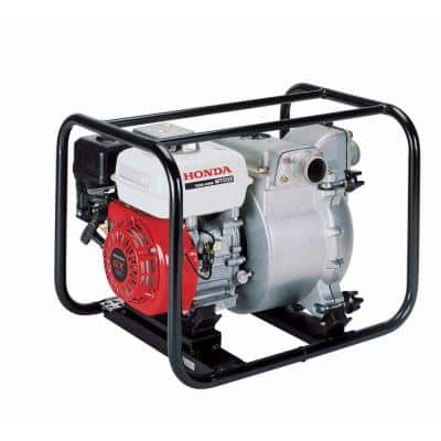 6 HP 2 in. Gasoline Powered Trash Water Pump