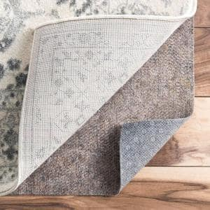 Ultra Premium Eco-Friendly Thick Non-Slip Felt 6 ft. Square Rug Pad