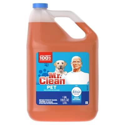 128 oz. Febreze Scent Pet Odor Defense Multi-Surface Cleaner