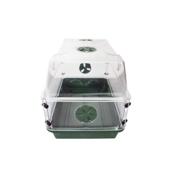 Earlygrow 93763 Medium Seed And Herb Domed Propagator With Vented Side Height Ex