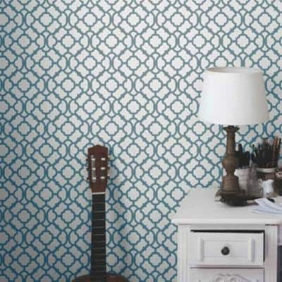Moroccan Wall and Floor Stencil