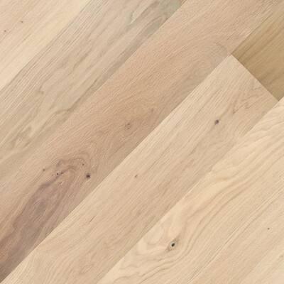 Shenandoah Oak 6.5 in. W x 48 in. L Engineered Waterproof Click Lock Hardwood Flooring (21.67 sq. ft./case)