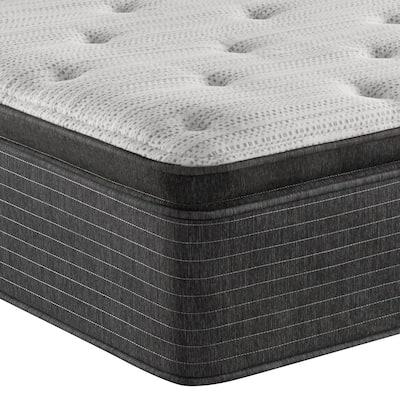 15 in. Plush Hybrid Pillow Top Mattress