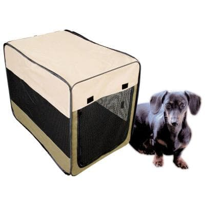 Portable Pet Kennel for Small Size Dogs