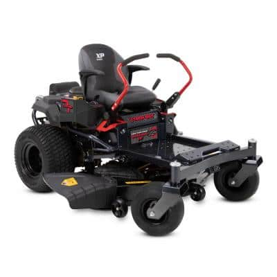 XP Mustang 54 in. Fabricated Deck 24 HP V-Twin Kohler 7000 PRO Series Engine Dual Hydro Gas Zero Turn Riding Lawn Mower